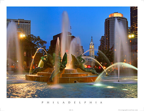 Swann Memorial Fountain - 191S