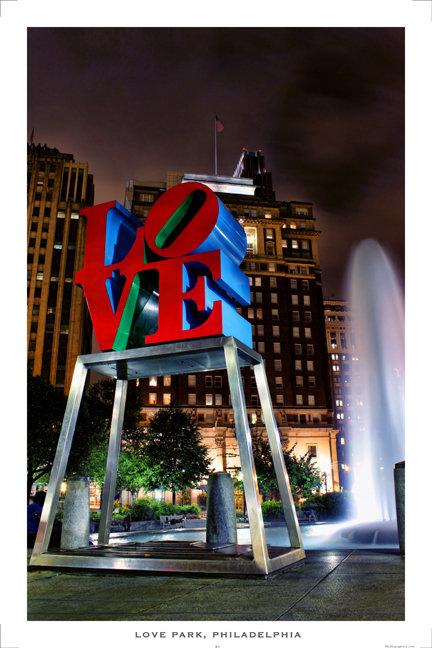Love Park - 175L