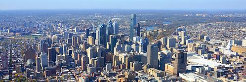 Philadelphia Aerial - 500PL