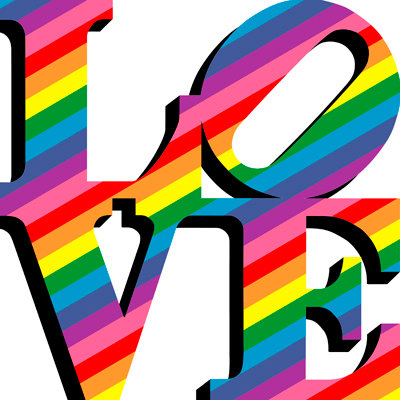 Rainbow - LOVE10