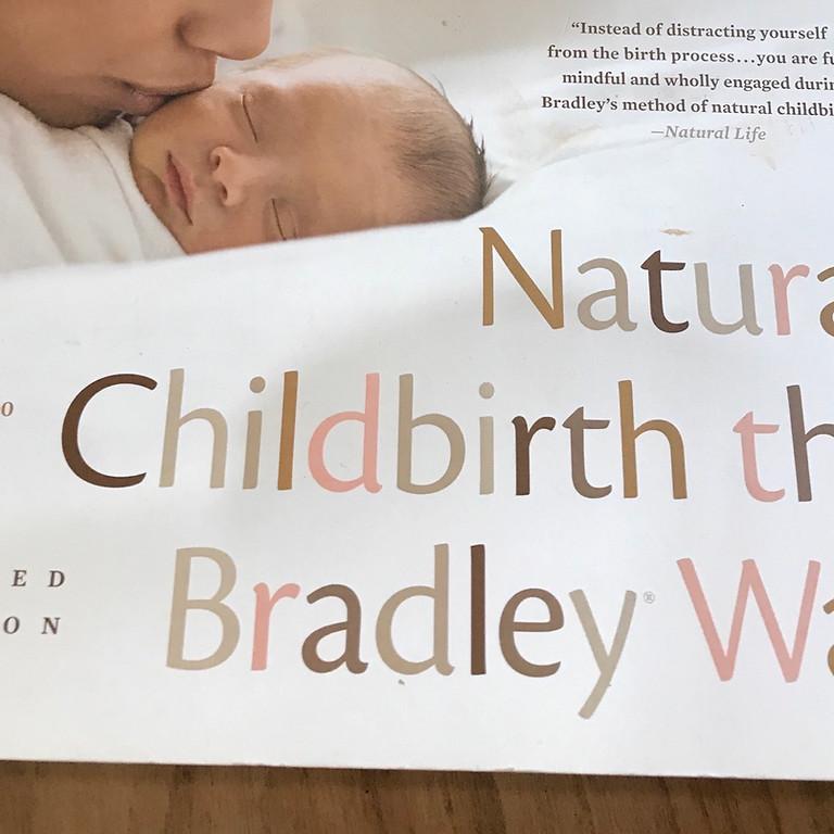 True 12 week study in The Bradley Method