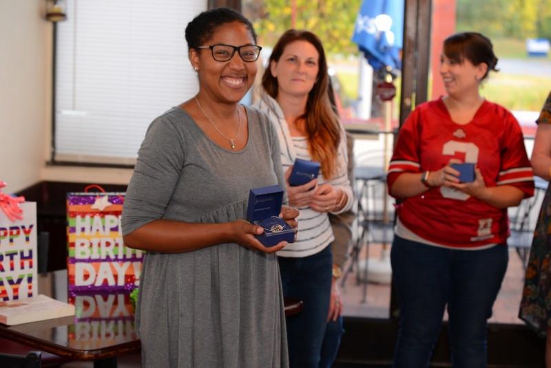 Sarah Neri, YBHCE and YBH Doula Apprentice