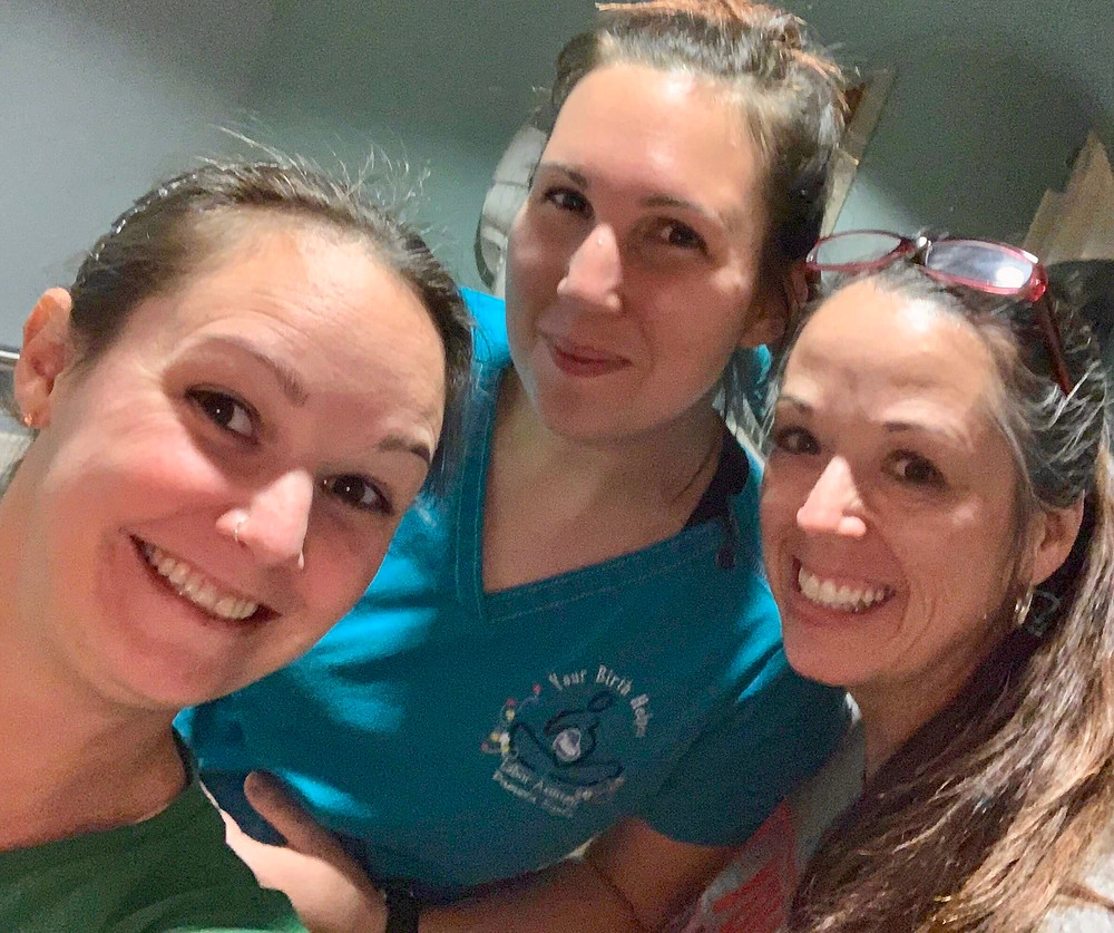 The Athens Doula Dream Team | Your Birth Helper