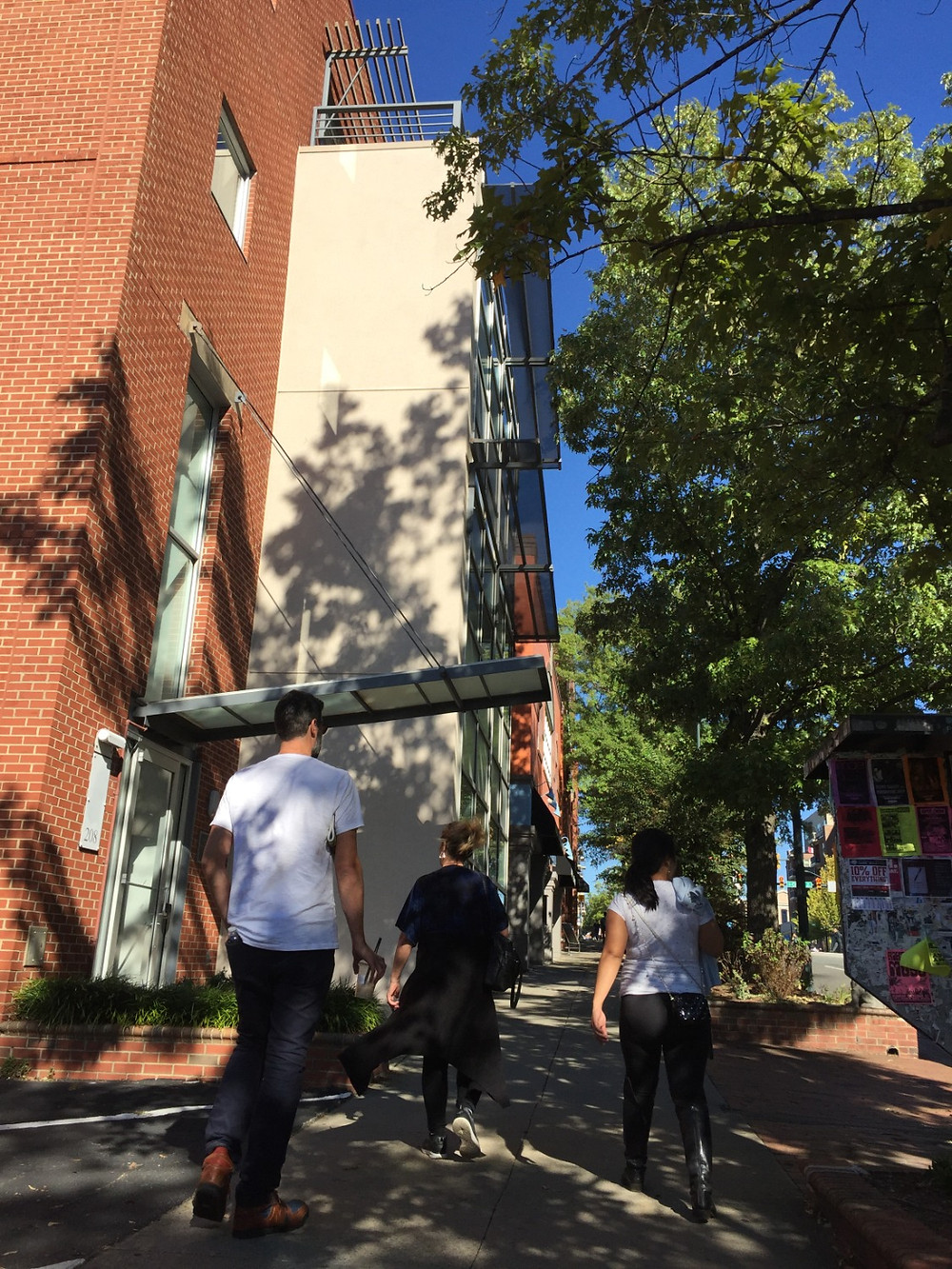 Walking Baby Down in Chapel Hill, NC | First stage Labor