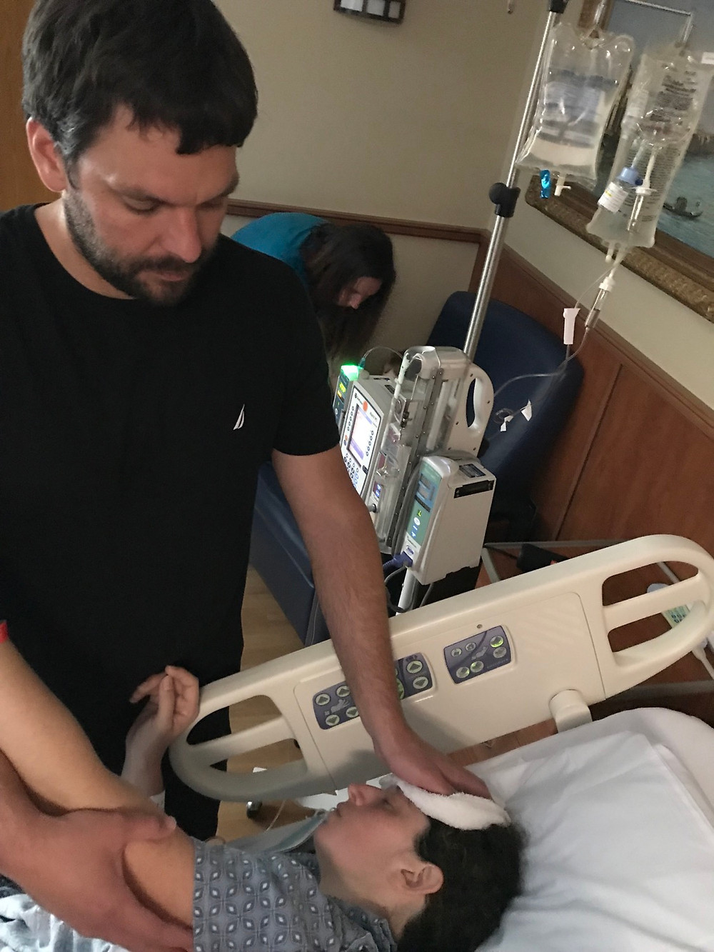Husband Coached Childbirth