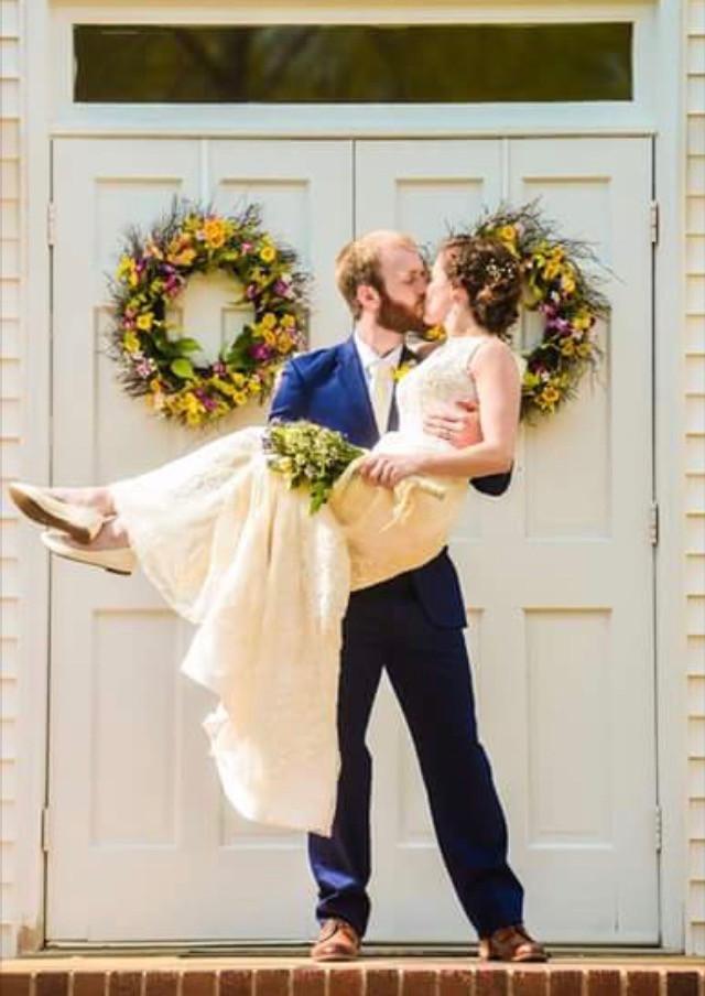 Mr. & Mrs. Matt Mosher | Couple met on e-harmony