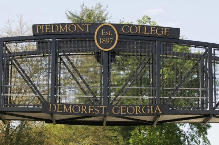 Piedmont College Bridge | Demorest, Georgia