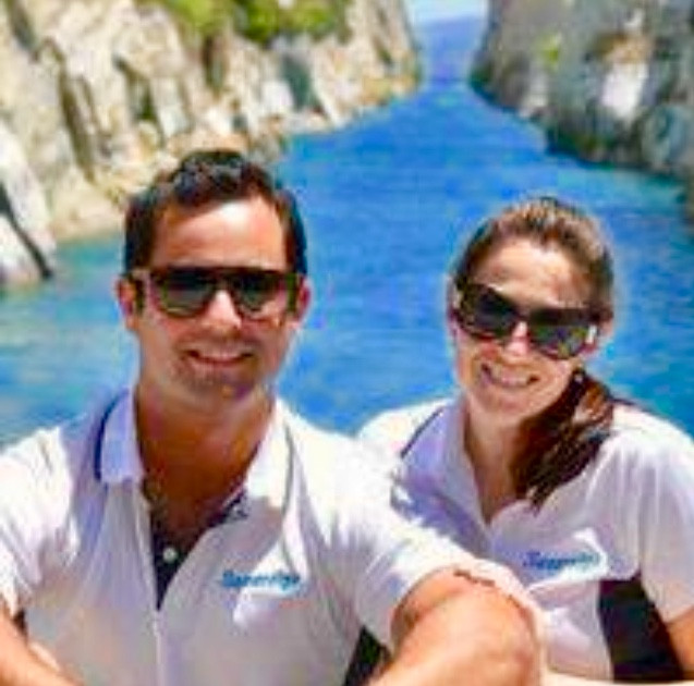 Couple prepares for baby as if they were Yachting