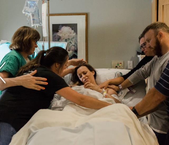 Doula Assistance after stillborn birth