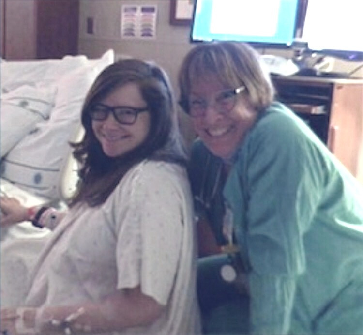 Mother has natural birth with help of Your Birth Helper despite medical induction