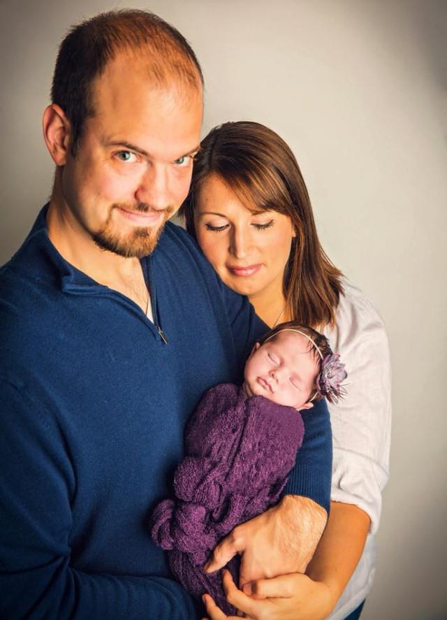 Proud Daddy | 3rd Birth | Natural Birth