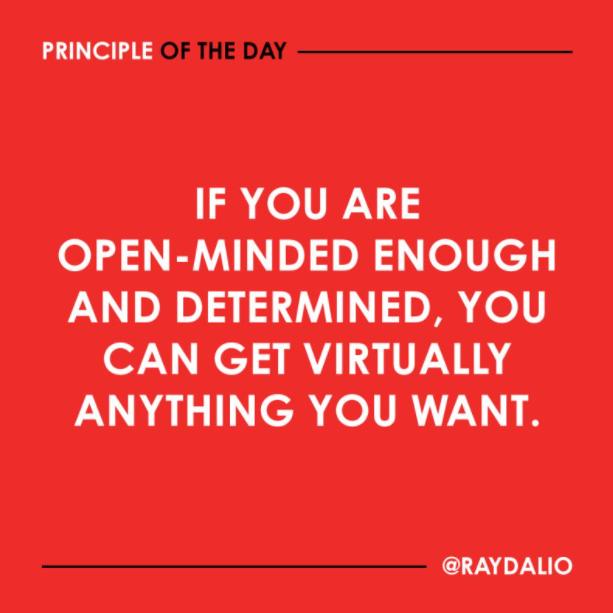 Dalio Principle