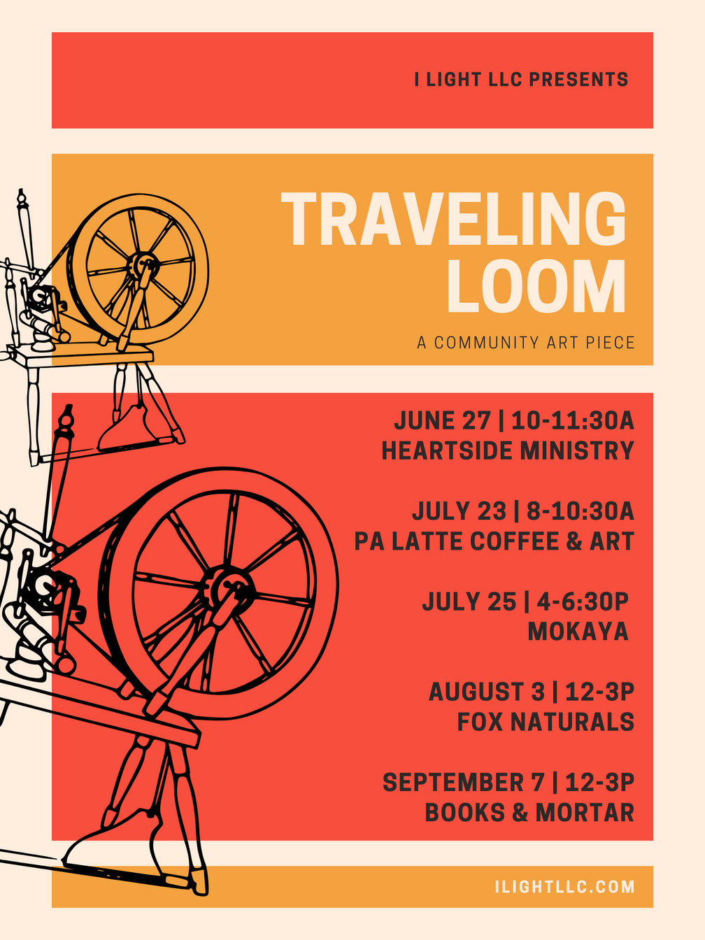 Traveling Loom-What's the point?