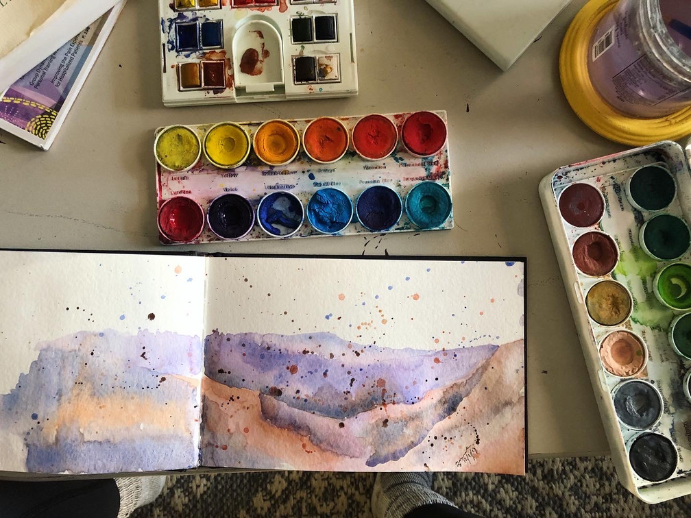 Making Art is not Art Therapy: Differences between Coping and Therapy