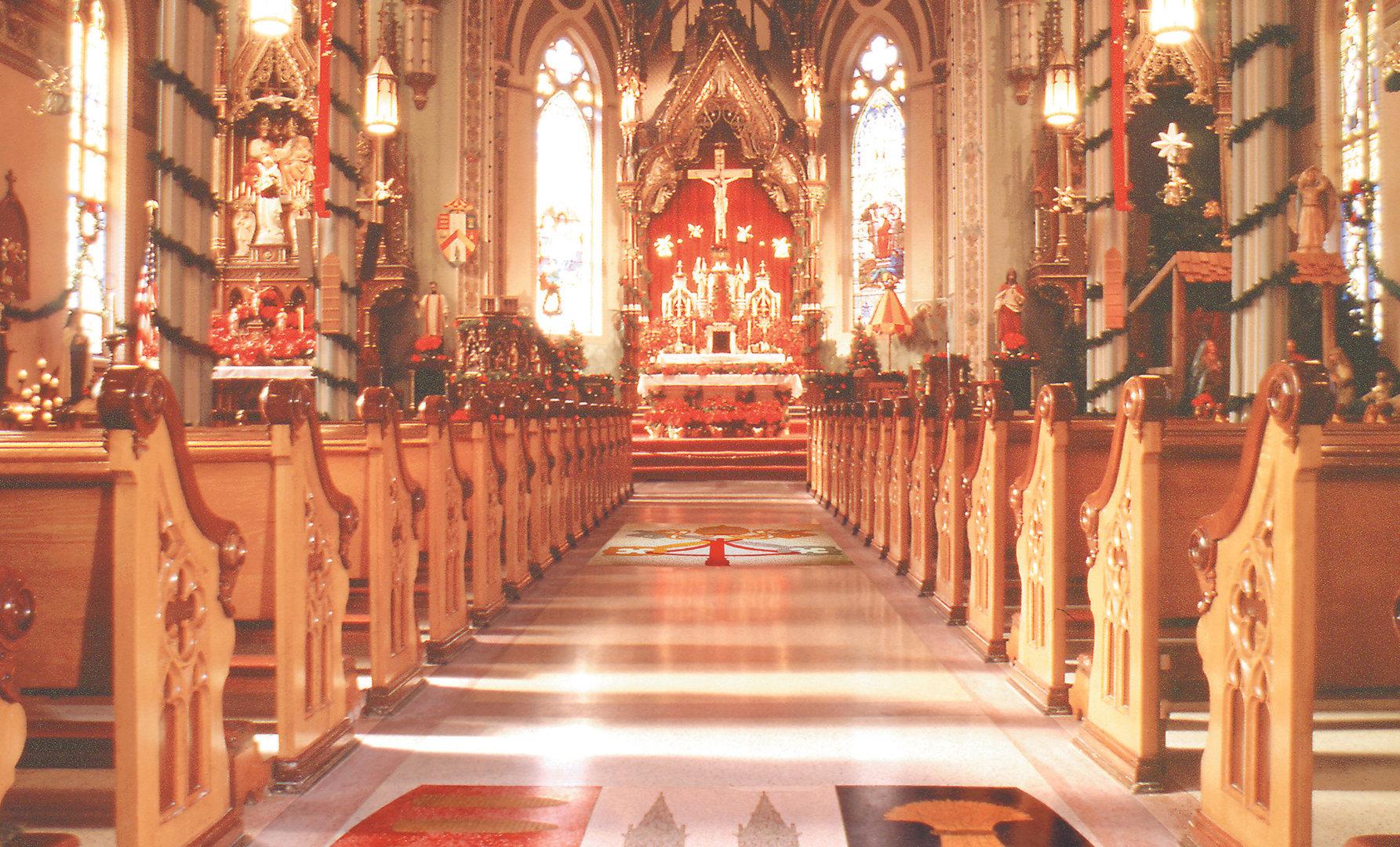 Saint Francis Xavier Church