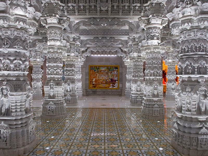 BAPS Shri Swaminarayan Mandir Temple