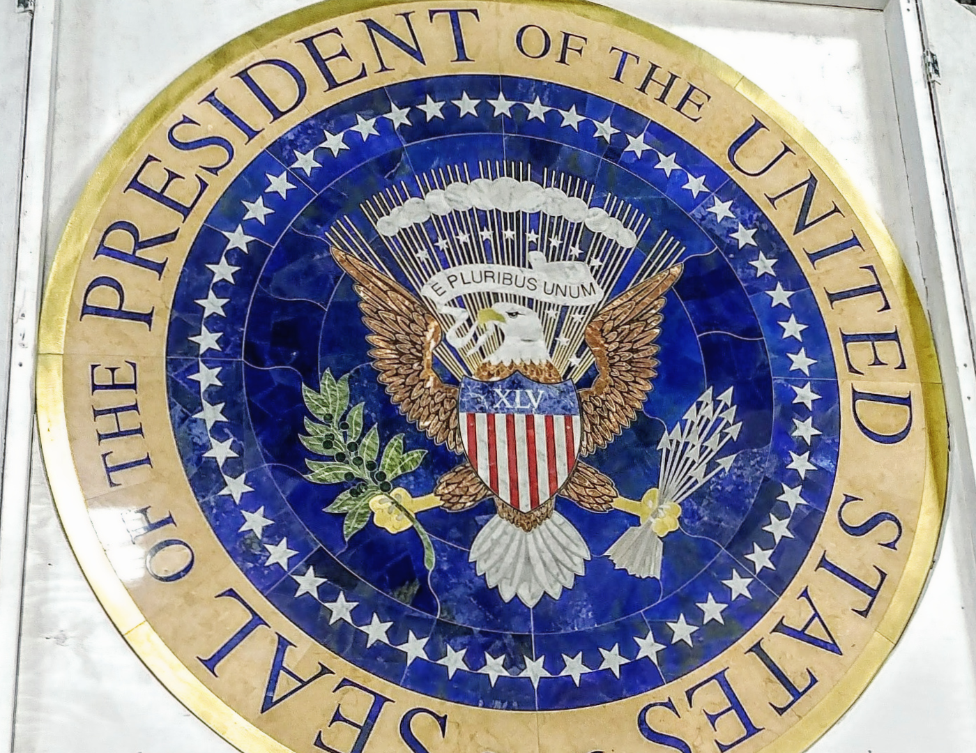 United States Presidential Seal