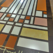 Frank Lloyd Wright Flooring Designs