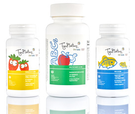 TymPlates Kids Supplement Trio