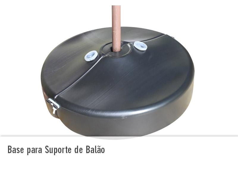 Base para Suporte de Balão