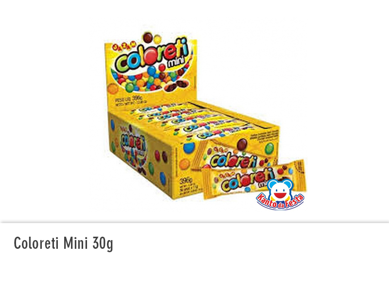 Coloreti Mini 30g