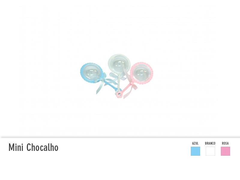 Mini Chocalho