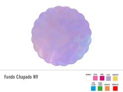 Fundo Chapado N9
