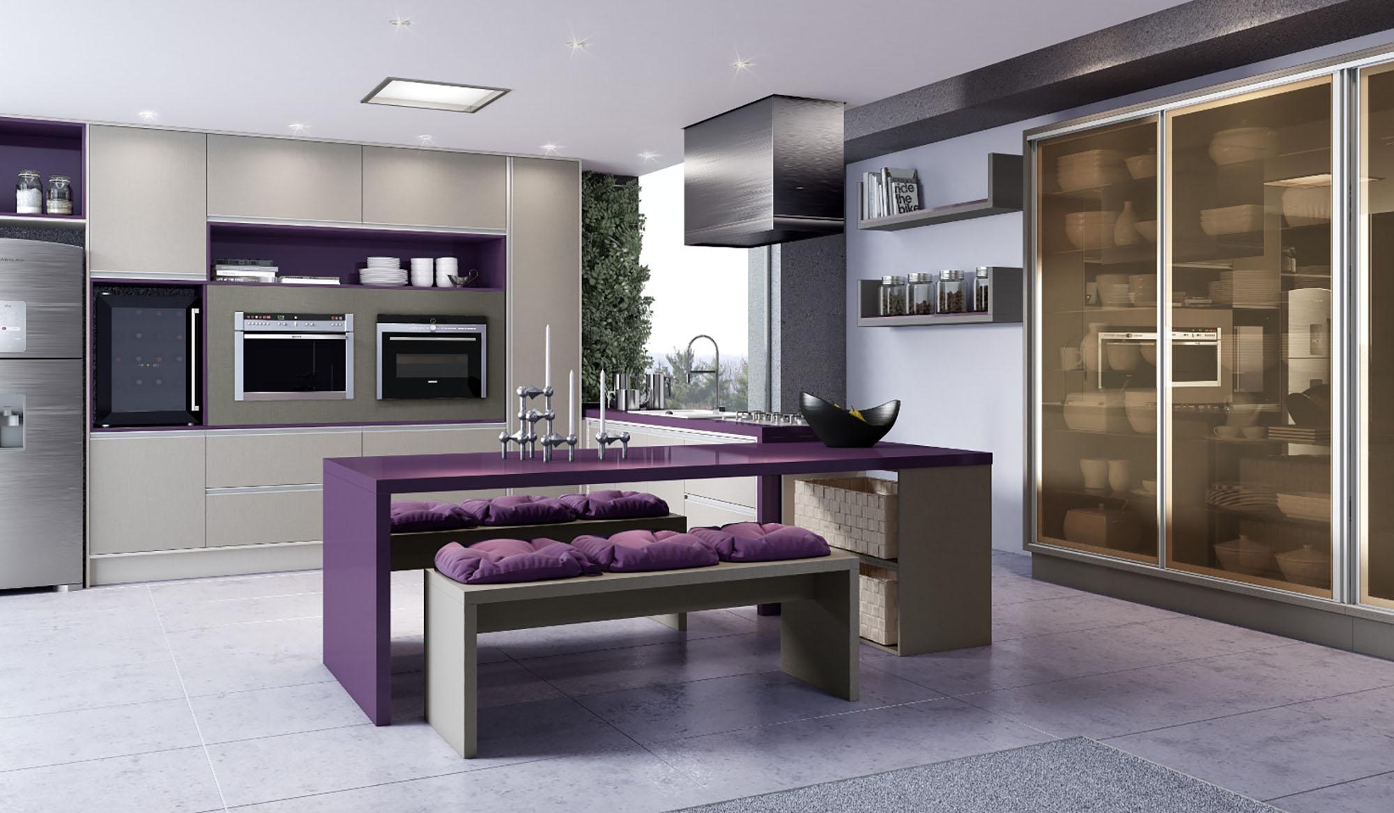 Móveis planejados - Cozinha 6
