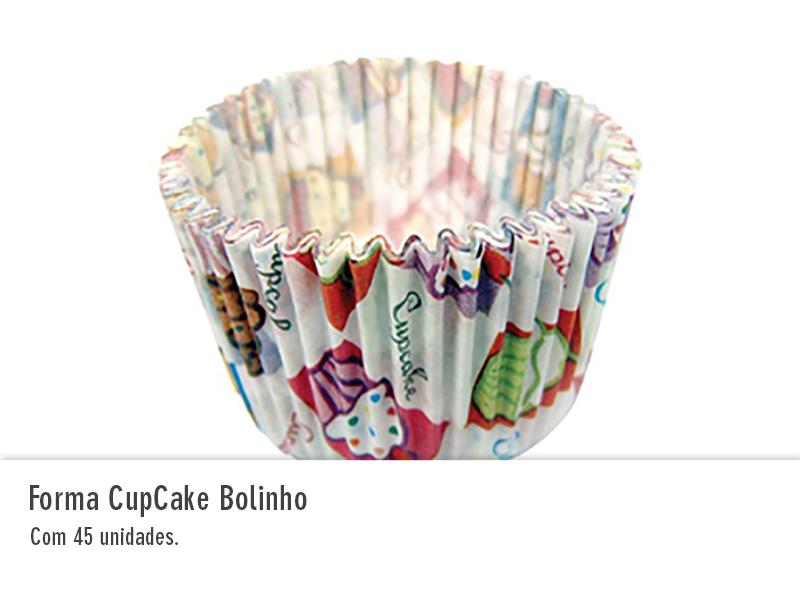 Forma Cupcake Bolinho