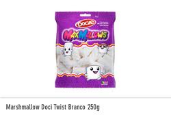 Marshmallow Doci Twist Branco 250g