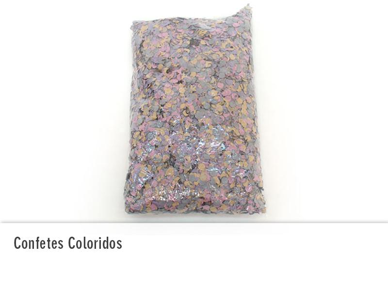 Confetes Coloridos