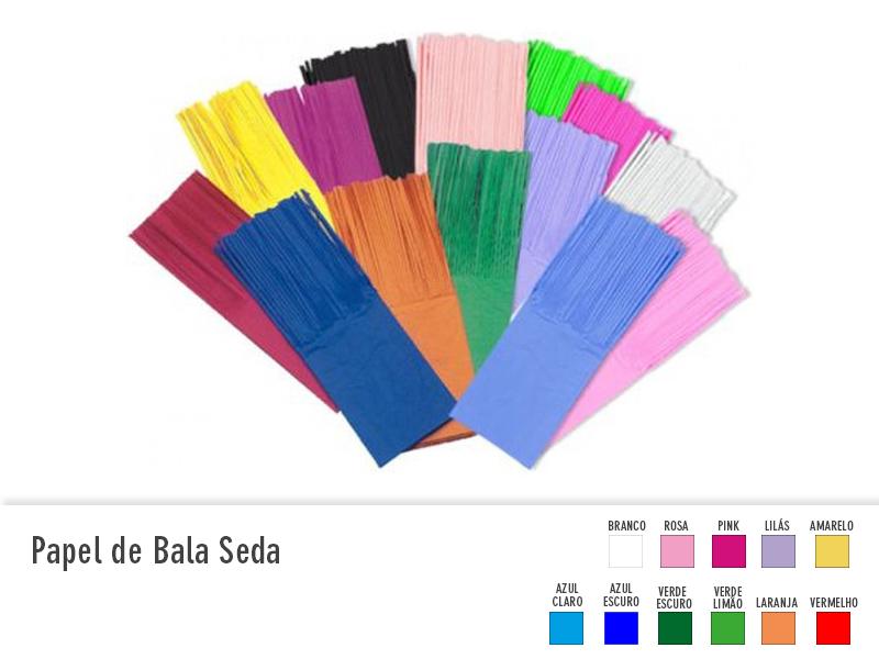 Papel de Bala Seda