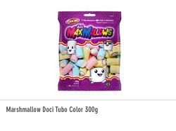Marshmallow Doci Tubo Color 300g