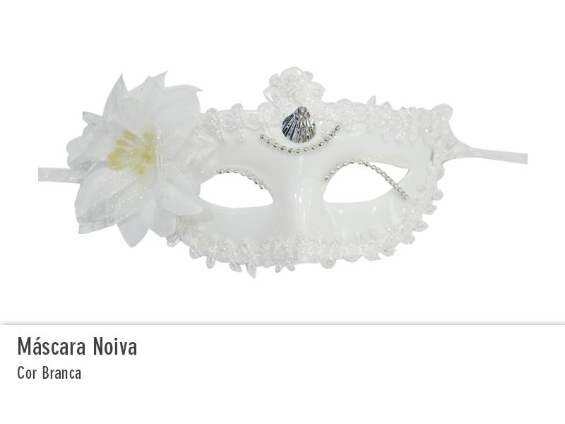 Máscara Noiva