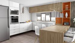Móveis planejados - Cozinha 5