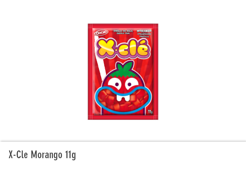 X-Cle Morango 11g