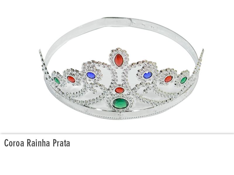 Coroa Rainha Prata