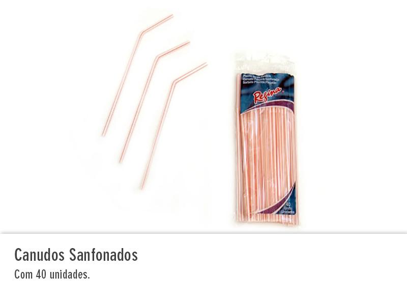Canudos Sanfonados