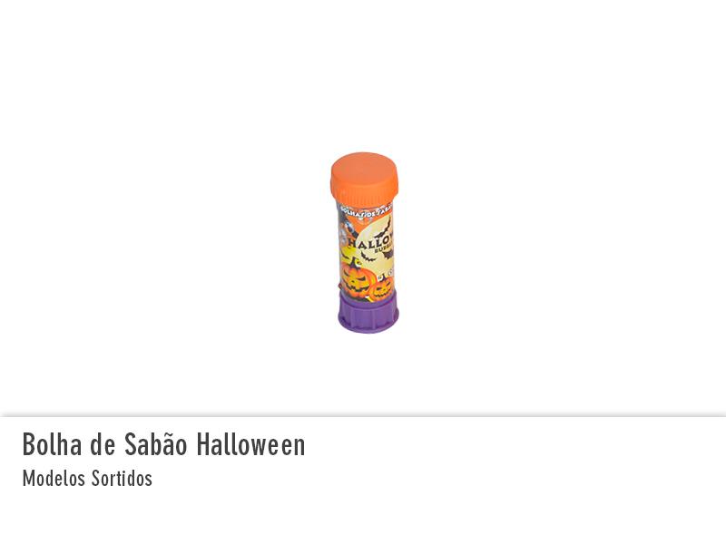 Bolha de Sabão Halloween