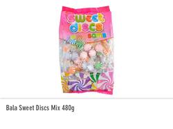 Bala Sweet Discs Mix 480g