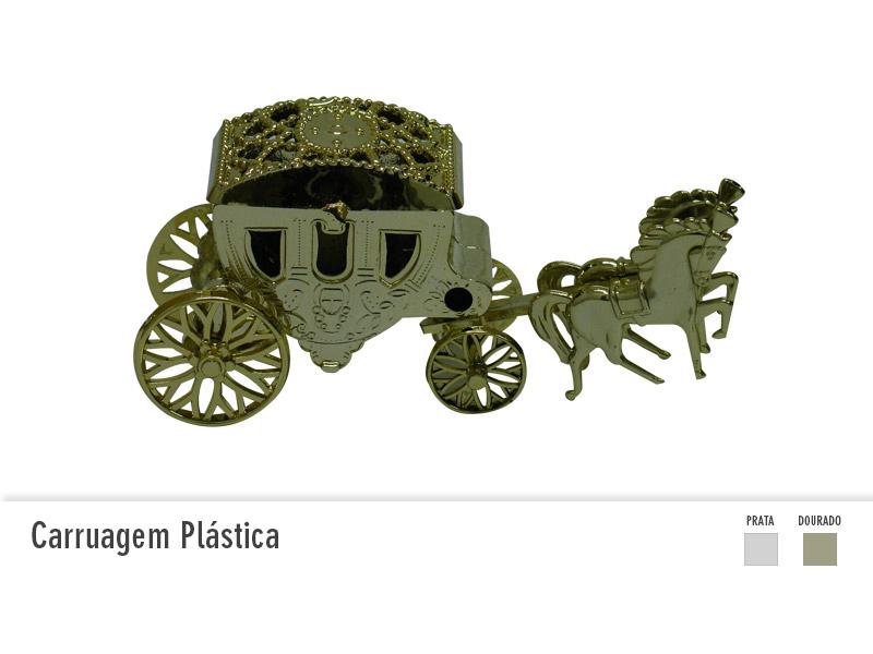 Carruagem Plástica