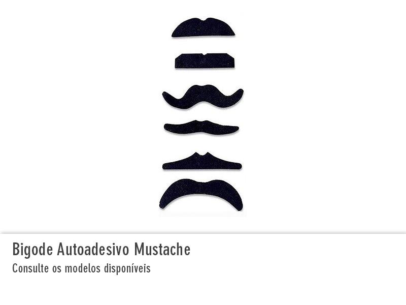 Bigode Autoadesivo Mustache