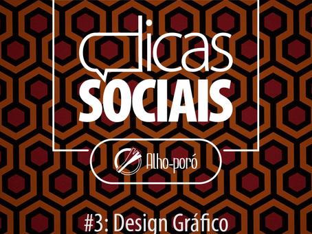 Dicas Sociais #3: Tendências do design gráfico