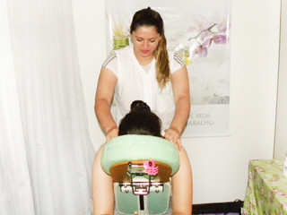 No Spa da Father tem Quick Massage!