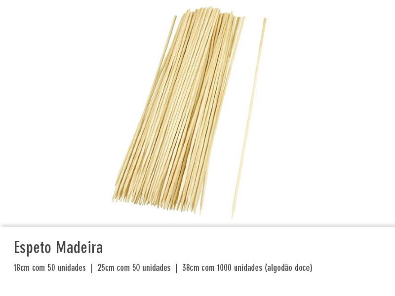 Espeto de Madeira