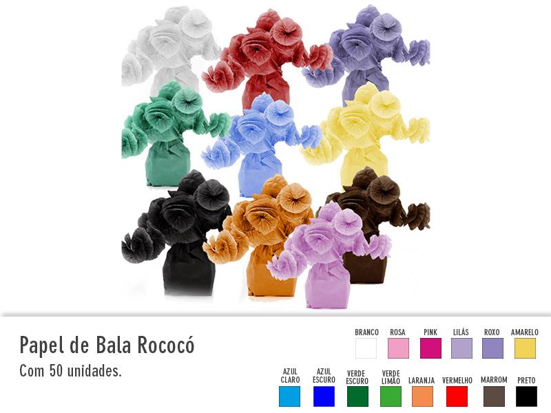 Papel de Bala Rococó