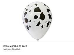 Balão Mancha de Vaca