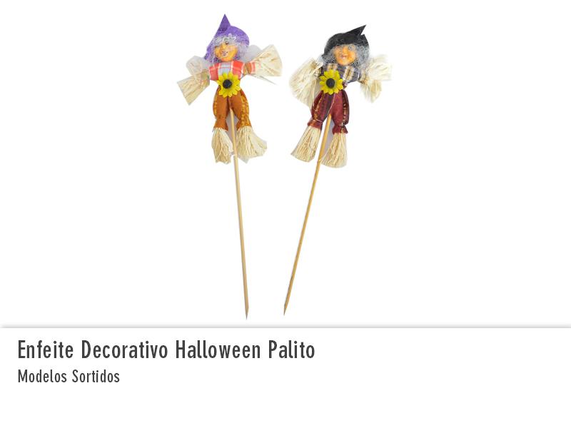 Enfeite Decorativo Halloween Palito