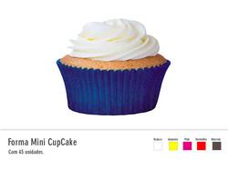 Forma Mini Cupcake