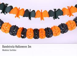 Bandeirola Halloween 3m